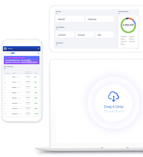 DeBounce - Fast & Accurate Email Validation and Email