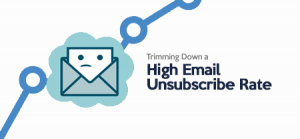 Trimming Down a High Email Unsubscribe Rate