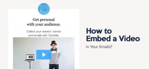 How to Embed Video in an Email?